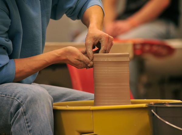 Ceramics Class: Ray Chen