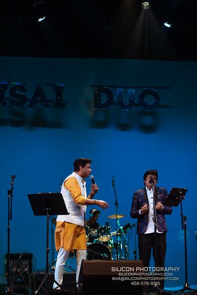 © SIVA DHANASEKARAN | SILICON PHOTOGRAPHY | SILICONPHOTOGRAPHY.COM | 2019 | Phone / Text: (408) 579-9135 | Email: siva@siliconphotography.com | ISAI DUO - USA TOUR | SAN JOSE OCT 27 - CHICAGO NOV 02 - LOS ANGELES NOV 03 -DALLAS NOV 09 - NJC NOV 10 - DELEWARE NOV 16 - WDC NOV 17 - SEATTLE NOV 23 - ATLANTA NOV 24 | DETAILS:  fb.com/BnBEntertainments/ | EVENT CONTACT: 408-242-5582 | VIJAY PRAKASH | SRINIVAS | SHARANYA | HARIPRIYA
