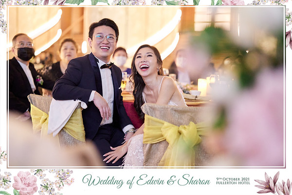 Wedding of Edwin & Sharon (Roving Photography)
