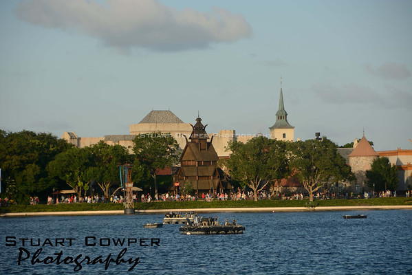 EPCOT & EPCOT Resort Area