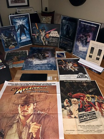 2018 1203 Tim Talbott Star Wars, Fantasty and Adventure Poster Purchase