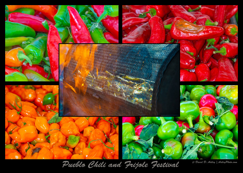 Pueblo Chili and Frijole Festival composite
