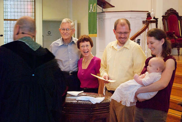 Ericsson Baptism