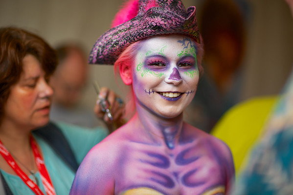 World Body Painting Festival 2012