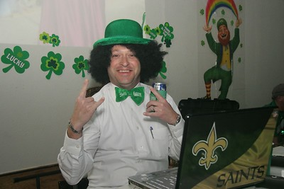 2012 - 03-17 Krewe of Centaur's St. Patrick's Day Party