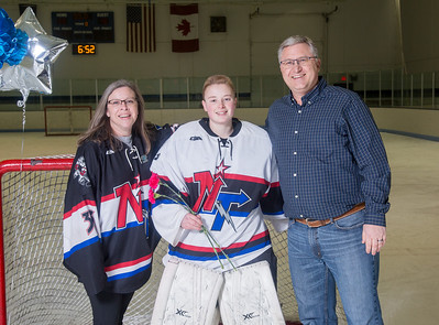 Parents/Player portraits-senior night