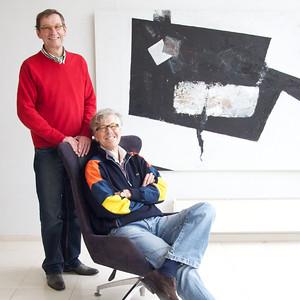 Thuis bij… Rene Mijnders & Cor van Hulst