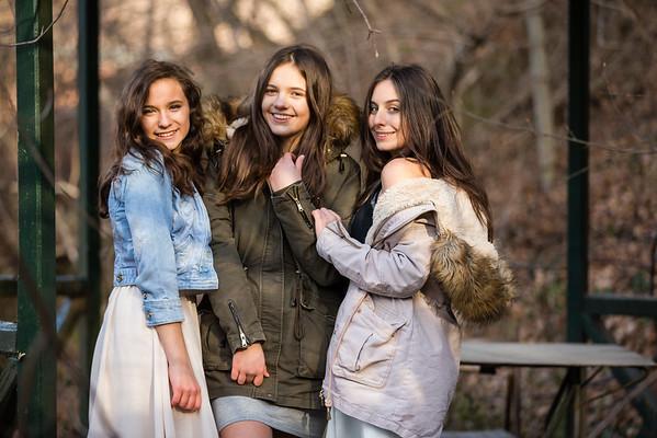 Cristina, Raluca & Delia