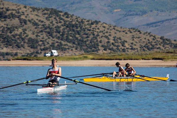 Head Race in Colorado
