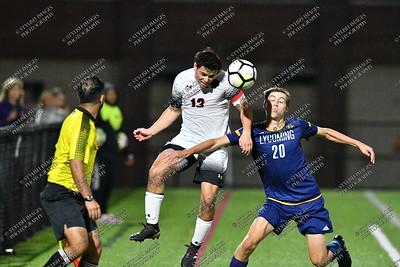 Albright Men's Soccer 2018