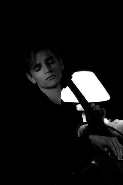 Coleman Itzkoff - Cello