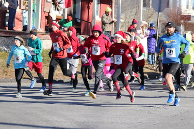 Jingle Jaunt 5K - 12/08/18