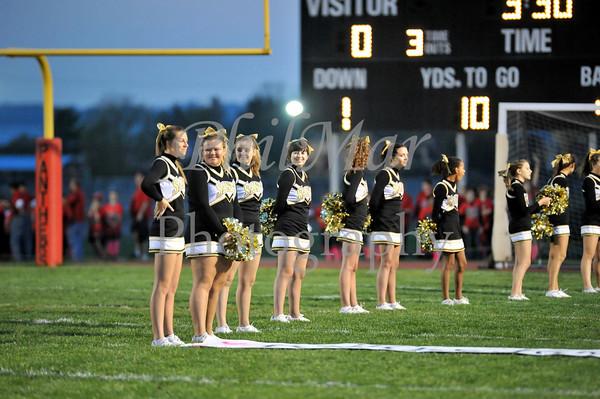 Berks Catholic vs Schuylkill Valley High School Football 2012 - 2013