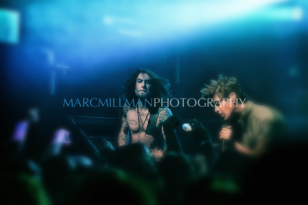 Jane's Addiction @ Irving Plaza (Mon 10/17/11)