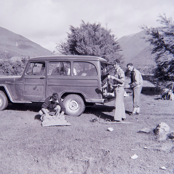 1960 The Willys car on the way to Mt Cook Hermitage (LF trans) a.jpg