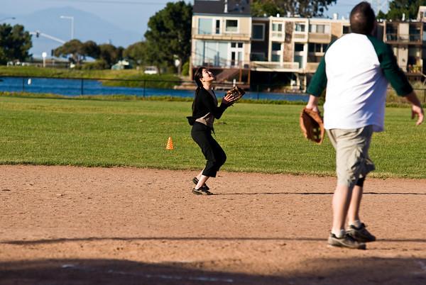 2010 Visa Softball Week 2