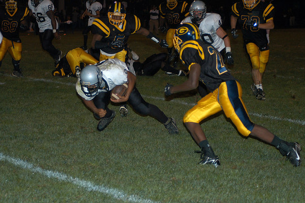 Jags 32, G'Burg 14 on 9/29/2006