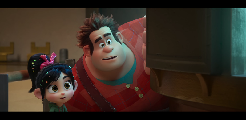 Hidden surprises in new trailer for RALPH BREAKS THE INTERNET: WRECK-IT-RALPH 2