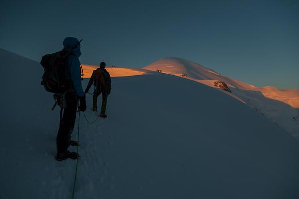 2018-07 Mont Blanc area
