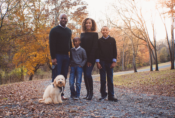 {Fall Sessions} The Young Family