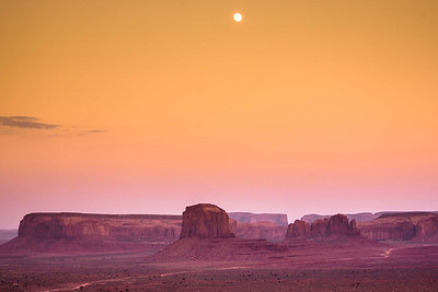 Monument Valley, June, 2012