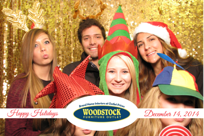 12.14.2014: Woodstock Furniture Outlet 26th Anniversary