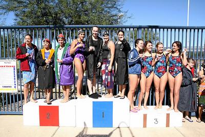 MHS Swim and Dive 10-31-09