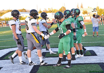 TOHS  Football vs Newbury Park  09-06-13