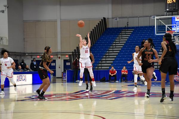 St. John's (DC) vs. Ireton (VA) girls basketball