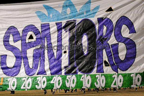 KMHS 2009 Varsity Football vs Marietta: SENIOR Night