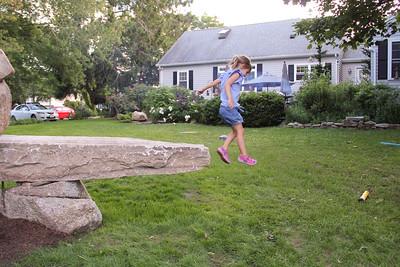 Family Backyard Scenes