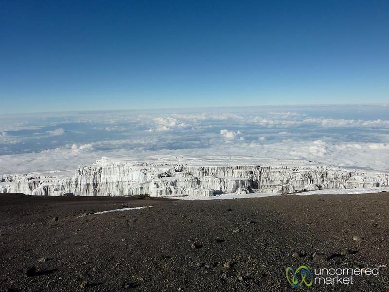 Mt. Kilimanjaro's Glaciers - Tanzania