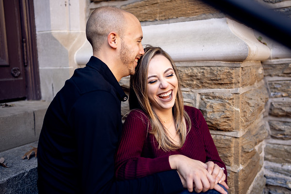 Lex and Tim - Engagement Session