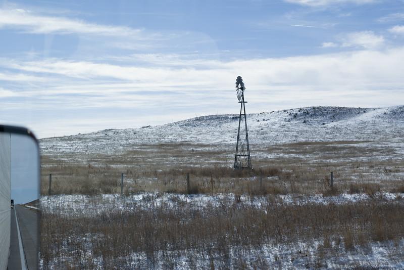 Nebraska Windmill