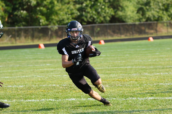 United JV Football vs Coloma - 9/24/20