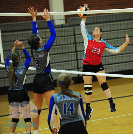 Humboldt Volleyball Invitational 9/15