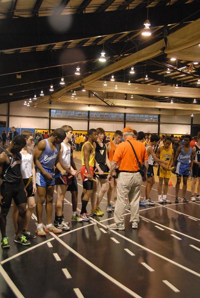 Glen Mills Indoor Track Meet