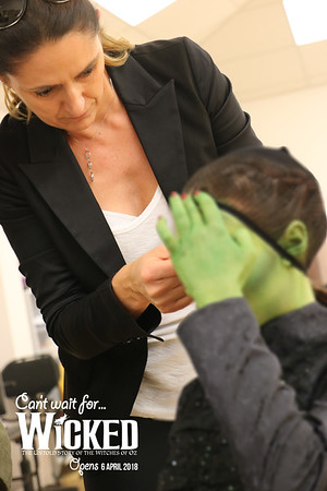Wicked Behind the Scenes