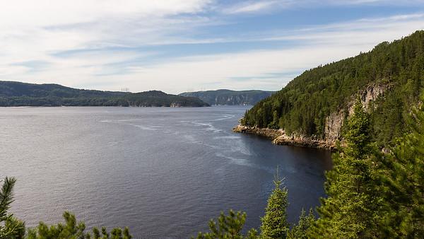 Sentier du Fjord au Saguenay