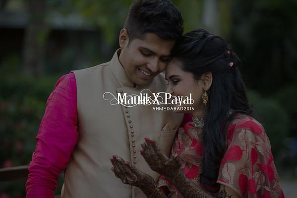 Maulik and Payal | Ahmedabad 2017