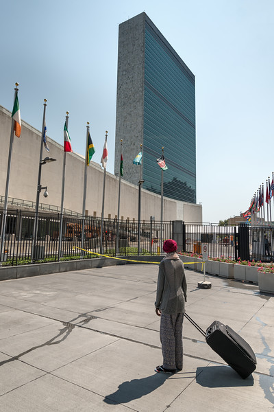 United Nations - New York, NY, USA - August 18, 2015