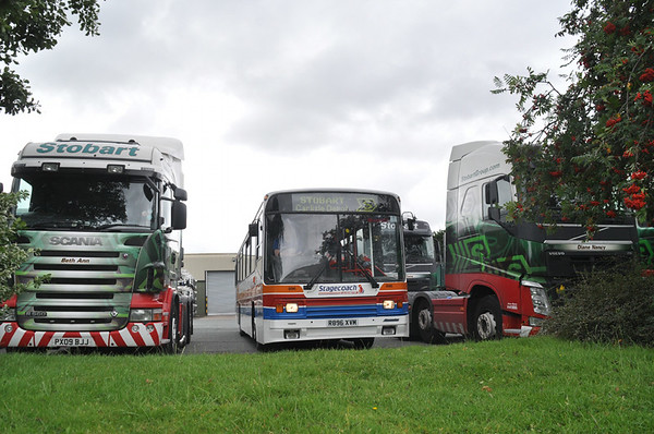 Stobart's Penrith & Carlisle 16th August 2014
