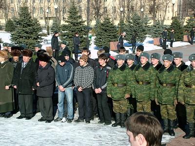Vladikavkaz Memorial Ally