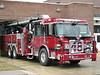 Hershey Truck 48: 2007 Pierce ArrowXT/1994 Saulsbury/Baker 95'