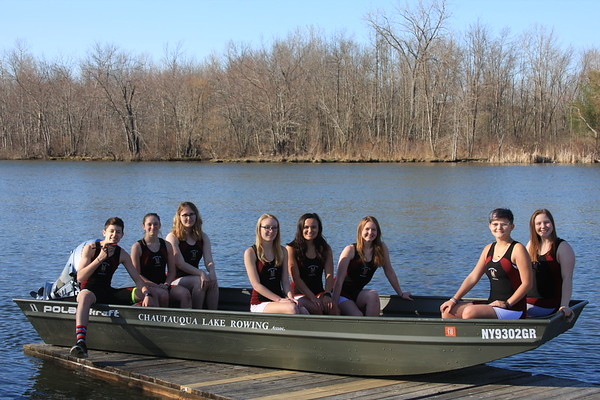 High School Rowing