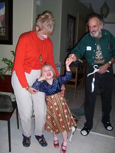2008.10 - Mom & Ben visit