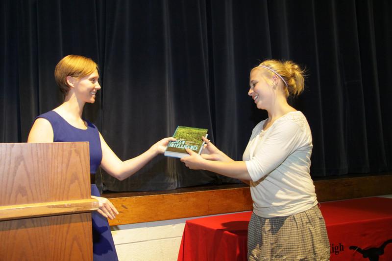 Awards Night 2012 - Yale Book Award