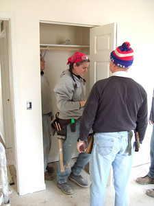 2006 - February - Habitat for Humanity