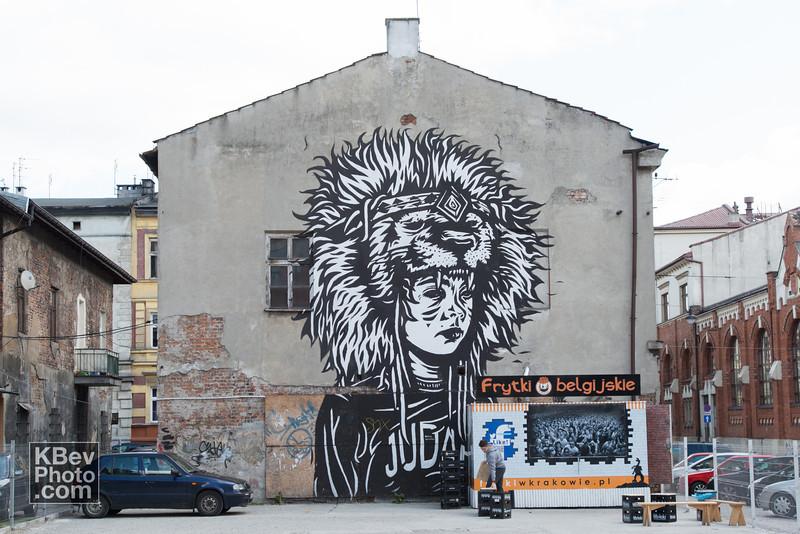 Krakow Graffiti (May 14)