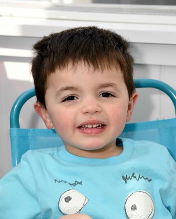 Nathan 3rd Birthday